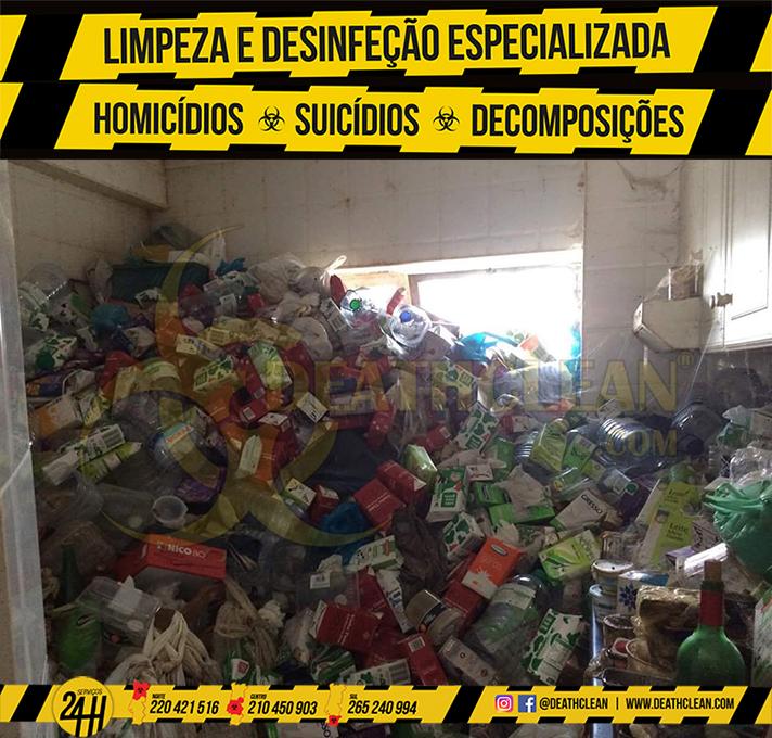 DEATHCLEAN Lixo