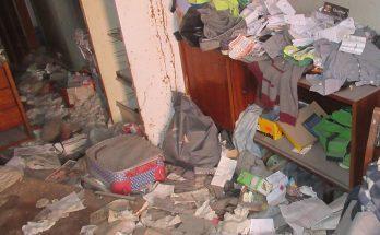 DEATHCLEAN Limpeza Extrema Lixo